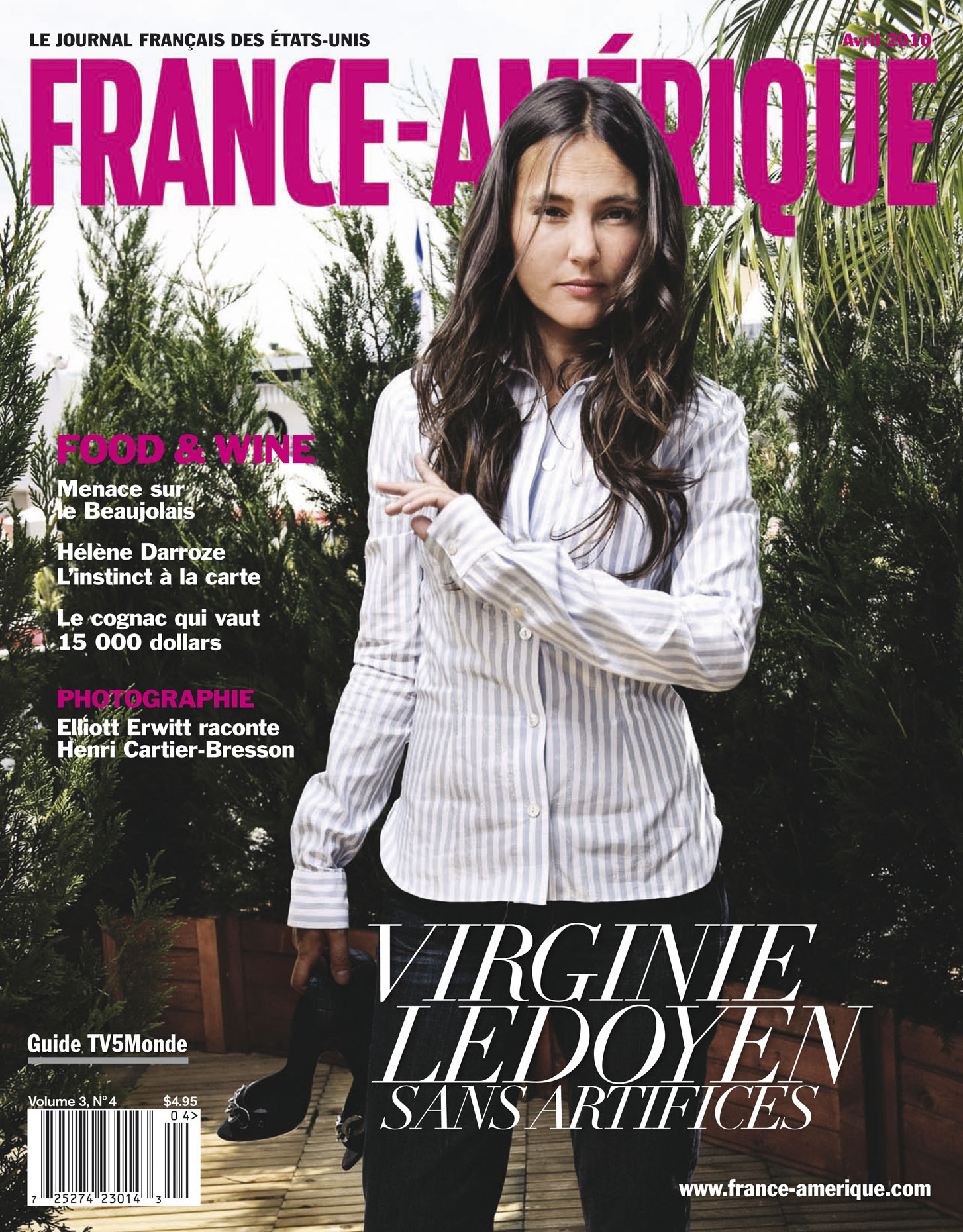09-France Amerique - Virginie Ledoyen