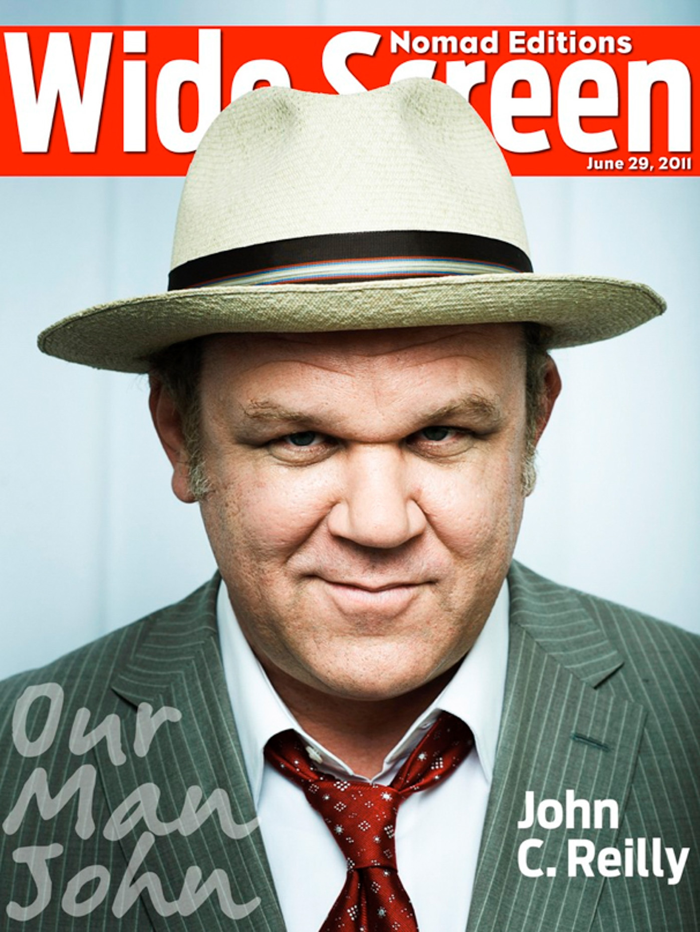Wide Screen John C Reilly